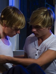 The romantic teen boys