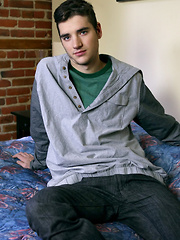 Skinny teen boy Kevric