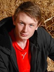 Young Skinny Boy Richard Frank