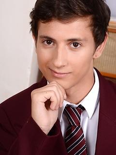 teen gay model Daniel Prince